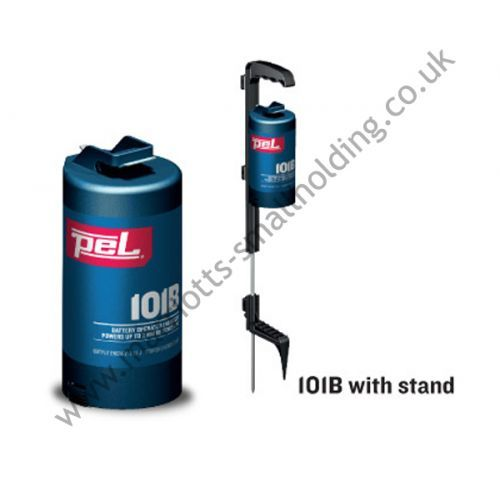 PEL 101B Battery Fence Energiser with Stand - £99.99 ex. VAT