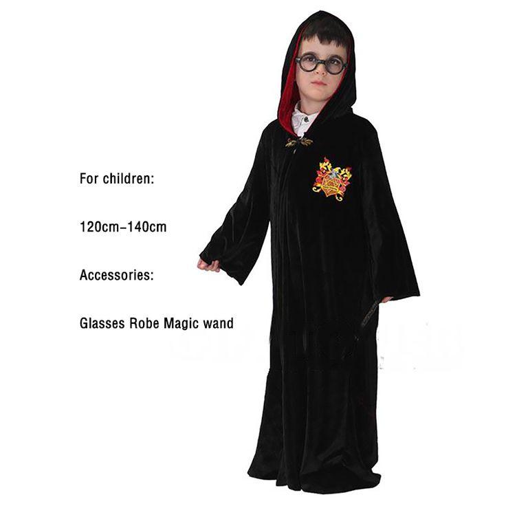 ハロウィン 仮装 海外 通販 ハリーポッター Cosplay Halloween Children Harry Potter suit Robe--九六商圏 - 海外ファッション激安通販サイト   海外通販   個人輸入   日本未入荷の海外セレブファッション