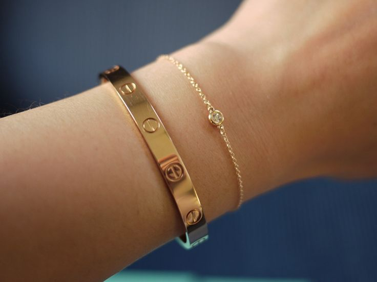 Dear TPFers, I have a mini dilemma and would be grateful for your wisdom :D  I have been wanting a Cartier love bangle for sometime.