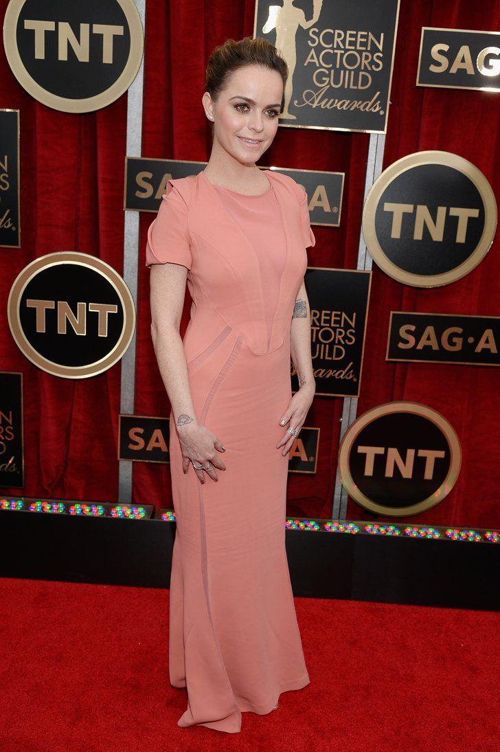 Pin for Later: Pour Voir Tous les Looks des SAG Awards, C'est Par Ici! Taryn Manning
