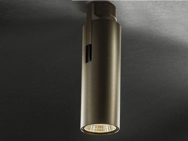 Proiettore a soffitto da parete orientabile Collezione Semplice by LUCIFERO'S