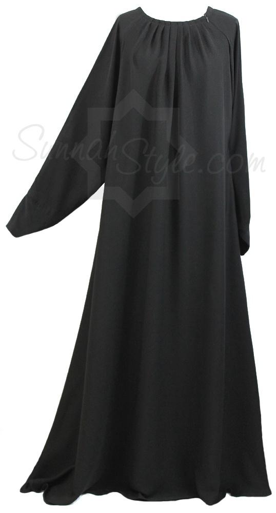 Simplicity Umbrella Abaya by Sunnah Style #SunnahStyle #Islamicclothing #abayastyle #umbrellaabaya
