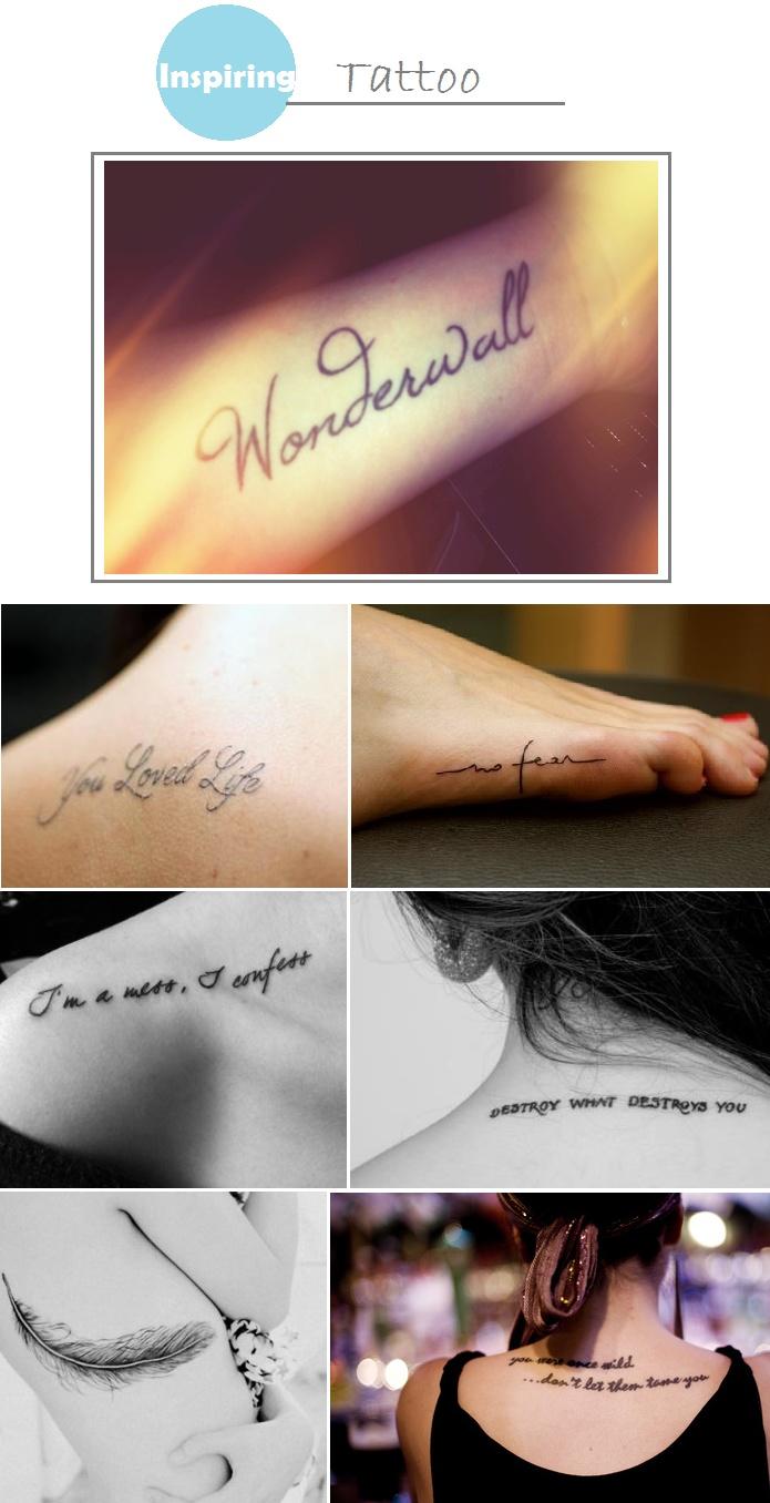 Amandikas: Inspiring: Tatuagens