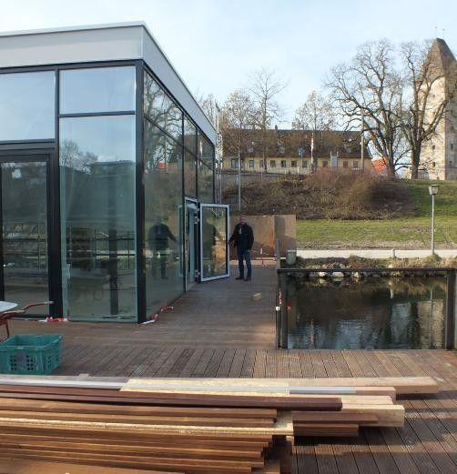 Ulm: Bootshaus