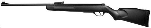 BSA Comet Air Rifle air rifle - http://www.airrifleforsale.com/air-rifles/bsa-comet-air-rifle-air-rifle-4/ - This gun has nice shooting characteristics and is an all-day shooter. BSA makes quite accurate barrels, and you can extract the maximum amount of accuracy from it by mounting a good-quality scope.Specifications: Caliber- .177 Material: Weatherproof synthetic stock Velocity: 825 FPS Weight: 5.90 lbs Barrel Length:17.50″ Overall Length: 42.50″ Capacity: 1 rou