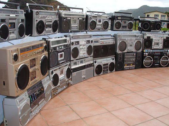 Portable Music #Boombox