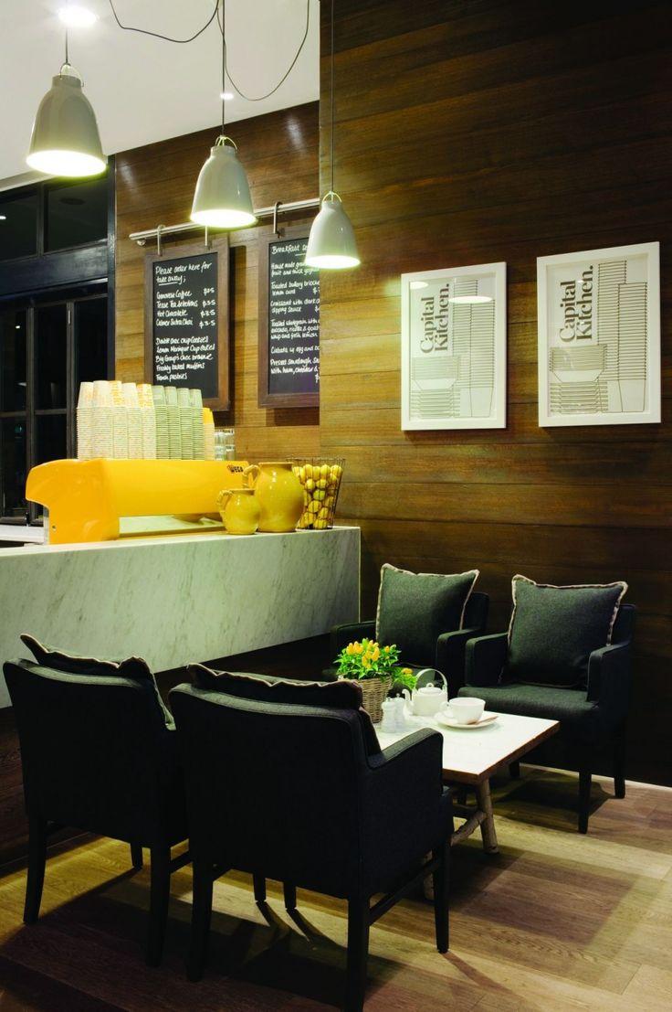 Ampoule laureen luhn design graphique - Design Ideas Of Capital Kitchen With Modern Corner