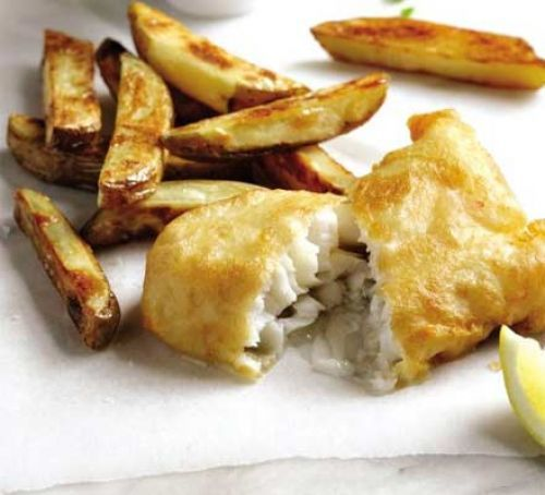 The ultimate makeover: Fish & chips