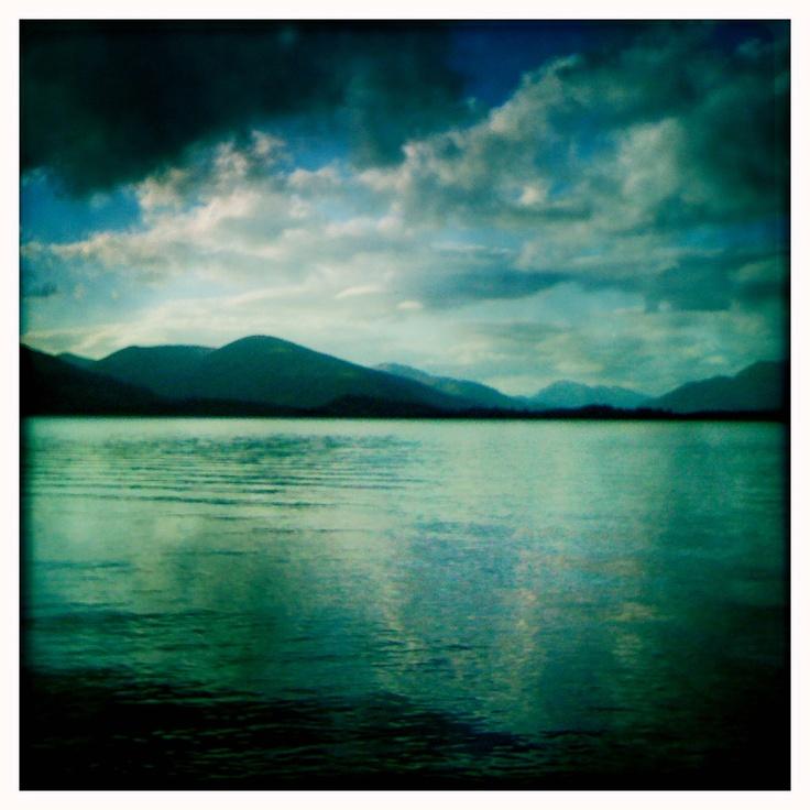 Luss Beach Loch Lomond