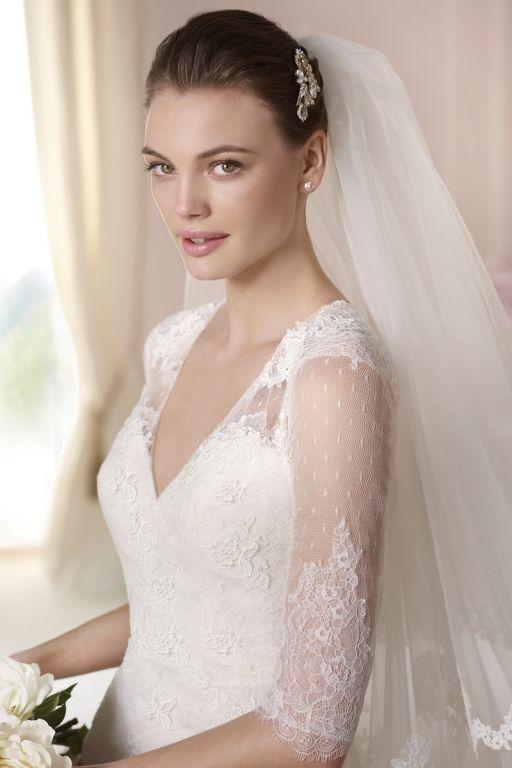 Robe de mariée White One Versailles