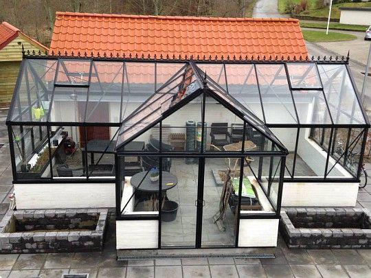 Havenyt.dk - Indretning af drivhus på 28 m²