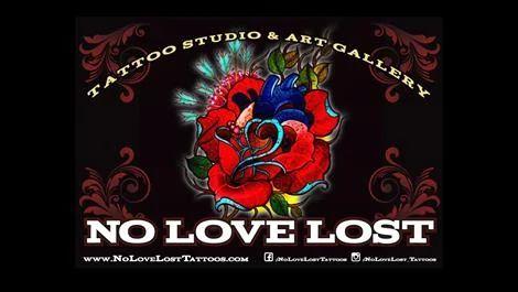 No Love Lost Tattoo Studio