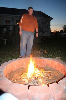 My life...: The Fire Pit...