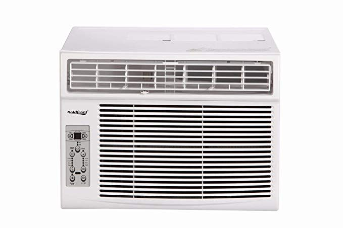Koldfront Wac12003wco 12000 Btu 115v Window Air Conditioner With Dehumidifier And Window Air Conditioner Window Air Conditioning Units Compact Air Conditioner