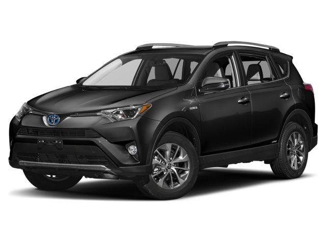 2017 Toyota RAV4 Hybrid - SUV - Black Sand Pearl