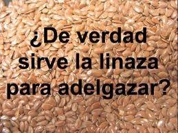 La linaza, es un cereal que contiene Omega 3, y ayuda a perder peso,por sus propiedades : Saciante, Diuretico y depurativos. Es conveniente utilizarla ya molida.