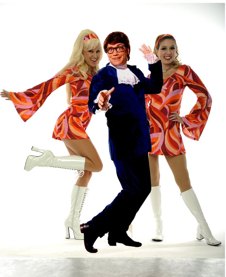 austin powers couple costumes google search - Halloween Stores In Austin Texas