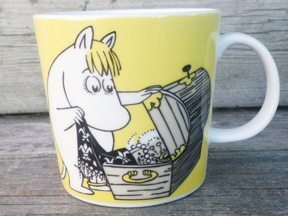 Snorkfrøken - kopp