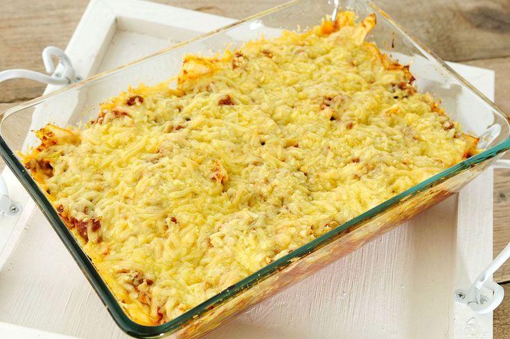 Kerrie en gehakt smaken erg lekker samen. We voegen er Chinese kool en champignons aan toe en natuurlijk wat geraspte kaas voor zo'n lekker knapperig korstje. Er zijn ontzettend veel Chinese kool recepten.