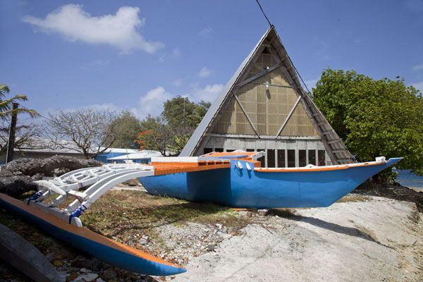 Picture of WAM traditional Marshallese canoes (Marshall Islands): Marshallese…                                                                                                                                                                                 More