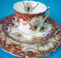 Royal Albert - Rena -1896 to 1910 - Royal Albert's Oldest Patterns - Special Collections www.royalalbertpatterns.com