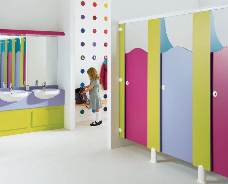 1591 best schools images on pinterest schools arquitetura and preschool - Washroom ideas ...