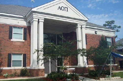 66 Best Aoii Chapter Houses Images On Pinterest Colleges