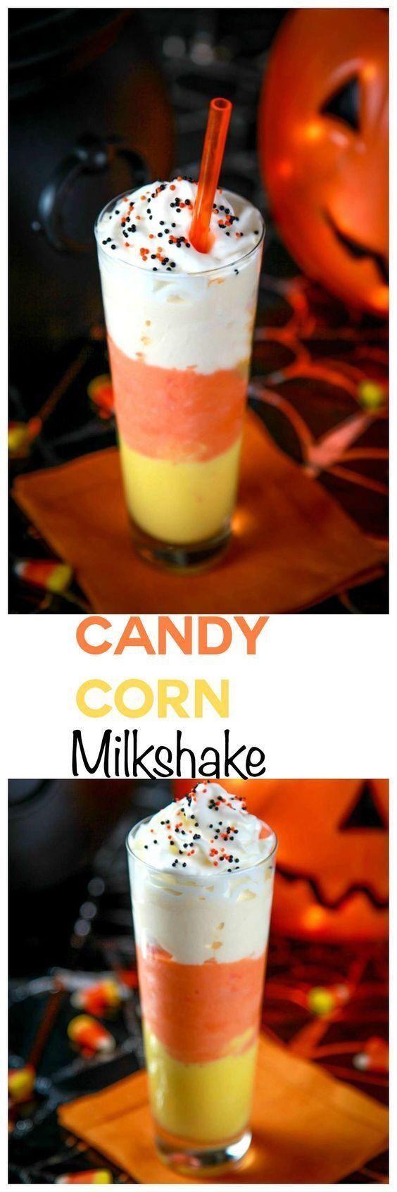 27 Tasty Candy Corn Treats