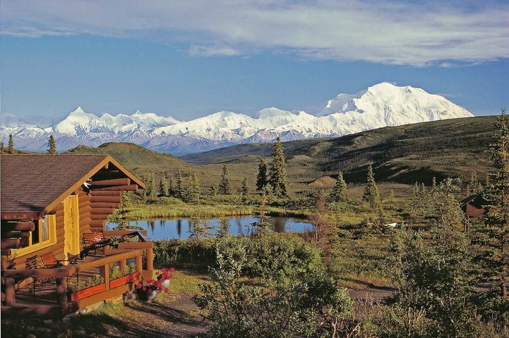 The #Fodors100 Hotel Awards are out!  Here's one from the Best All Inclusive category: Camp Denali & North Face Lodge are best for family & eco-Friendly. #Travel