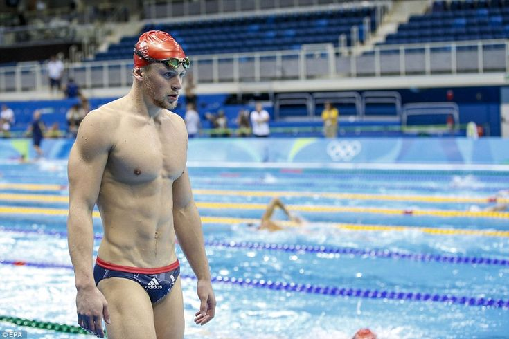 The first day of swimming at the Maria Lenk Aquatic Centre went well for Team GB's Adam Peaty, (pictured) who broke his own world record as he reached the final of the 100m breaststroke in 57.55 seconds