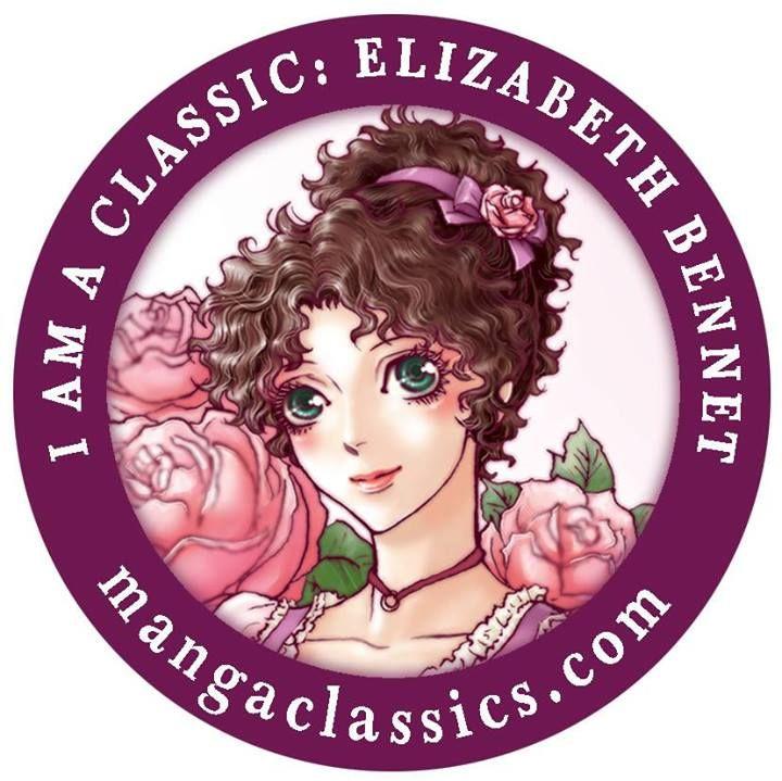 Choose #ElizabethBennet from #MangaClassics #PrideAndPrejudice as your Avatar/Icon! #JaneAusten #PnP #Lizzy #Bennet