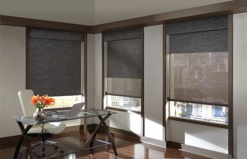 17 Best Images About Office Window Treatments On Pinterest