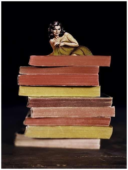 Book Art Photography by Thomas Allen