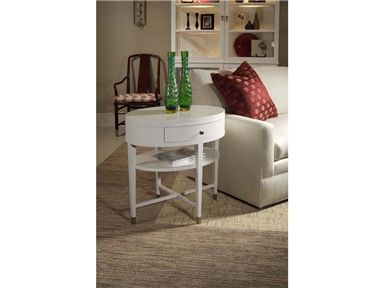 Century Furniture Chairside Table | Kathy Adams Furniture