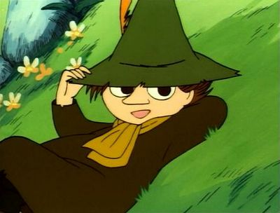 Snufkin quote -- 'One can never be truly free if one admires others too much. I know.'