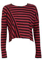 Bluza ZARA Wendy Red (ZARA)