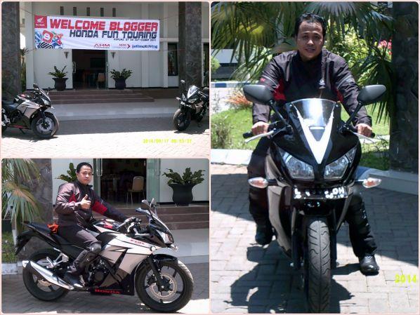 Satu jam bersama Honda CBR 150 R Dual Keen Eyes (CBR 150 lokal), menuju pantai Papuma – Jember   Potret Bikers.com