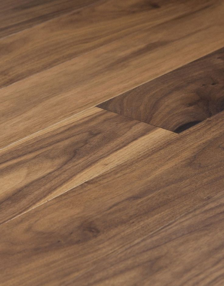 Oiled North American Engineered 5 Walnut Flooring