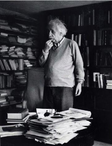 """Ernst Haas Albert Einstein, Princeton, New Jersey 1951 """"Reality is merely an illusion, albeit a very persistent one."""" Albert Einstein"""