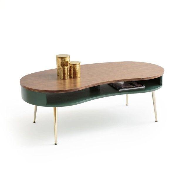 Table Basse Topim La Redoute Interieurs Magnifique Inspiration Vintage Pour La Table Basse Forme Hari Table Basse Table Basse Salon Design Mobilier De Salon