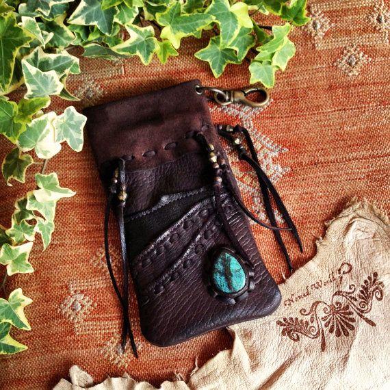 * Die Bestellposition: iPhone 6 plus, Lederetui mit Stein ☆ NomadWorld für Geschenkartikel... Für Weihnachtsgeschenk... und mehr...! Schöne Stein ☆