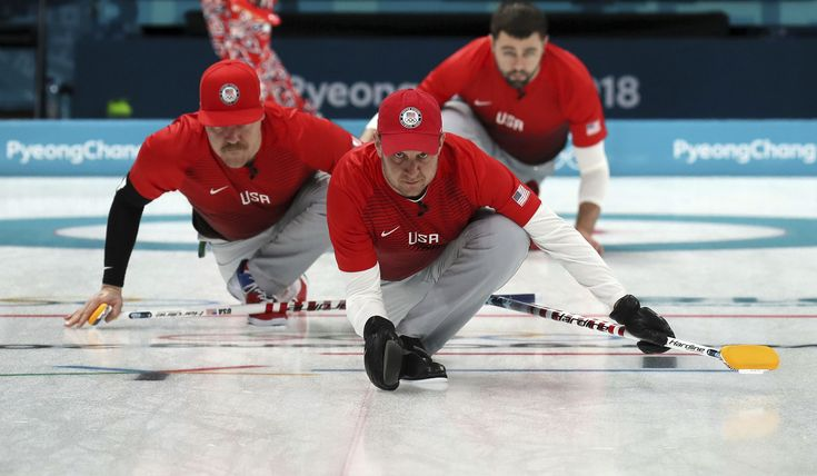 ICYMI: Olympic curling world stunned by Russian doping scandal