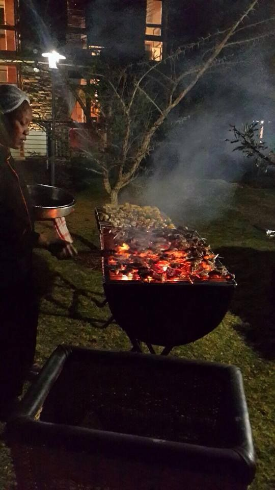 Spring is coming friends, the South African season for braai's! Pull in at Waterfall for some true local flavour :-P