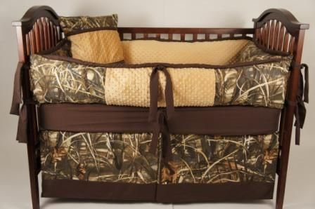 Custom Made Baby Crib Bedding Max 4 HD Camo Baby Blanket | eBay