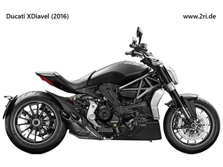 Ducati XDiavel (2016)