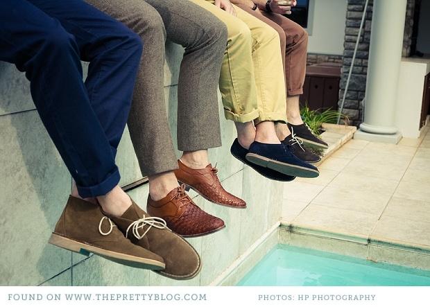 Hipster groomsmen    I...