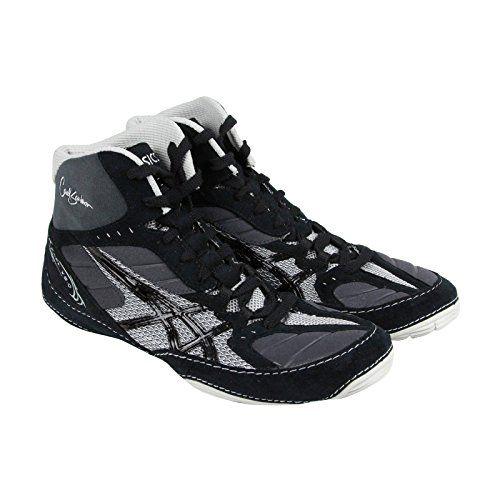 ASICS Mens CAEL V5.0 Wrestling ShoeBlack/Black/Silver11.5 M US For Sale https://trailrunningshoesusa.info/asics-mens-cael-v5-0-wrestling-shoeblackblacksilver11-5-m-us-for-sale/
