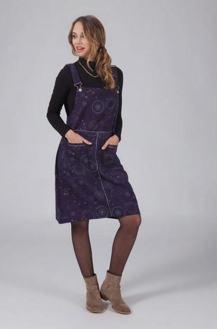 Ολόσωμη φόρμα φούστα με τιράντες