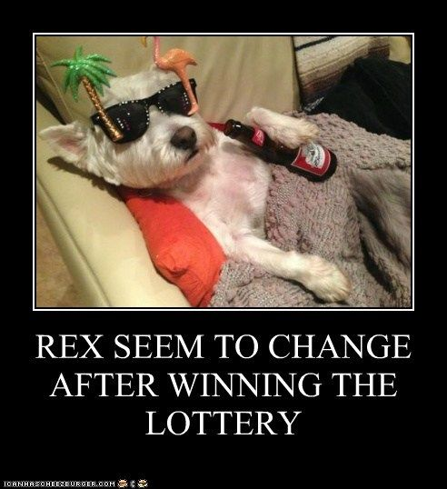 how the my friends lottery win changed everything Washington's lottery now twice as much and less chance to win with mega they would only change it if it made them my friend's favorite ticket was 80 million.