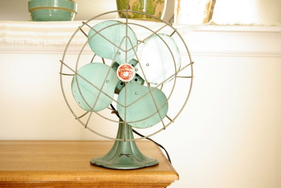Antique Emerson Junior Electric Fan